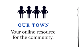 click for our town info